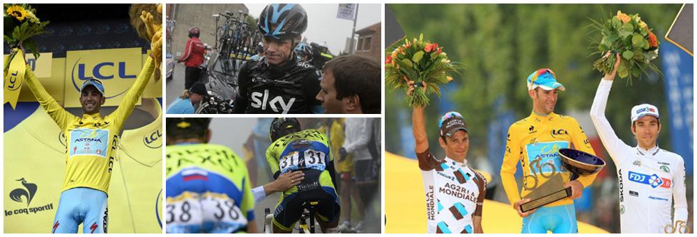 Temps forts du Tour de France 2014