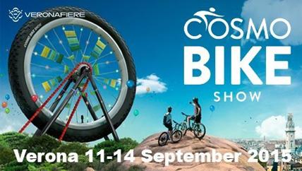 Cosmobike Show 2015 à Vérone