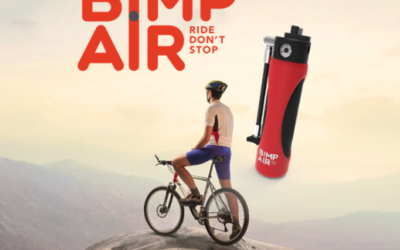 Nancy Aghilone présente la capsule BIMP'AIR au Bike Motion Benelux 2015
