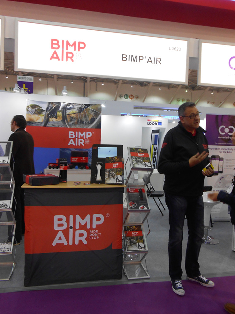 Stand Bimp'Air au Taipei Cycle Show 2016