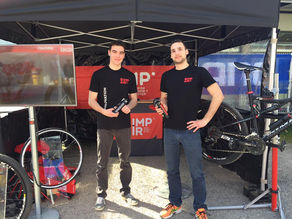 La Team Bimp'Air au Shimano Epic Enduro