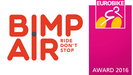 Bimp'Air présélectionné pour l'Eurobike Award 2016