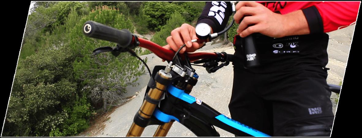 adjust suspensions pressure