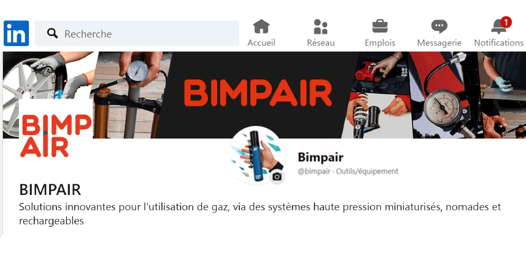 In 2021, find BIMPAIR on your favorite networks!