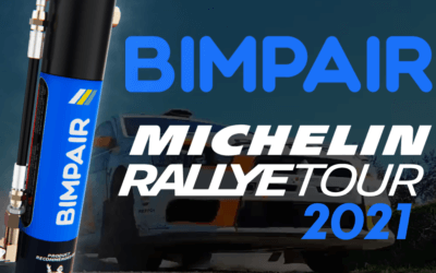 BIMPAIR PARTNER OF THE MICHELIN RALLY TOUR 2021!