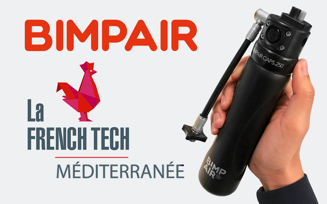 BIMPAIR rejoint La French Tech Méditerranée